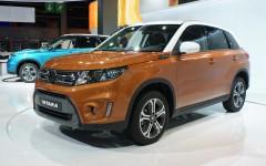 Paris Motor Show 2014 Suzuki Vitara FrontSeatDriver.co.uk
