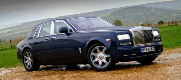 Rolls-Royce Phantom II 2014 620x277