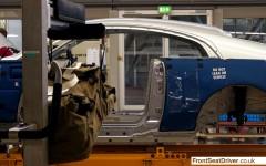 Rolls-Royce 2014 Factory Tour Wraith Build
