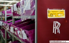 Rolls-Royce 2014 Factory Tour Supermarket