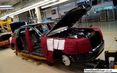 Rolls-Royce 2014 Factory Tour Phantom Build