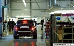Rolls-Royce 2014 Factory Tour Finished Phantom