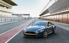 Aston Martin V8 Vantage N430 2014 1