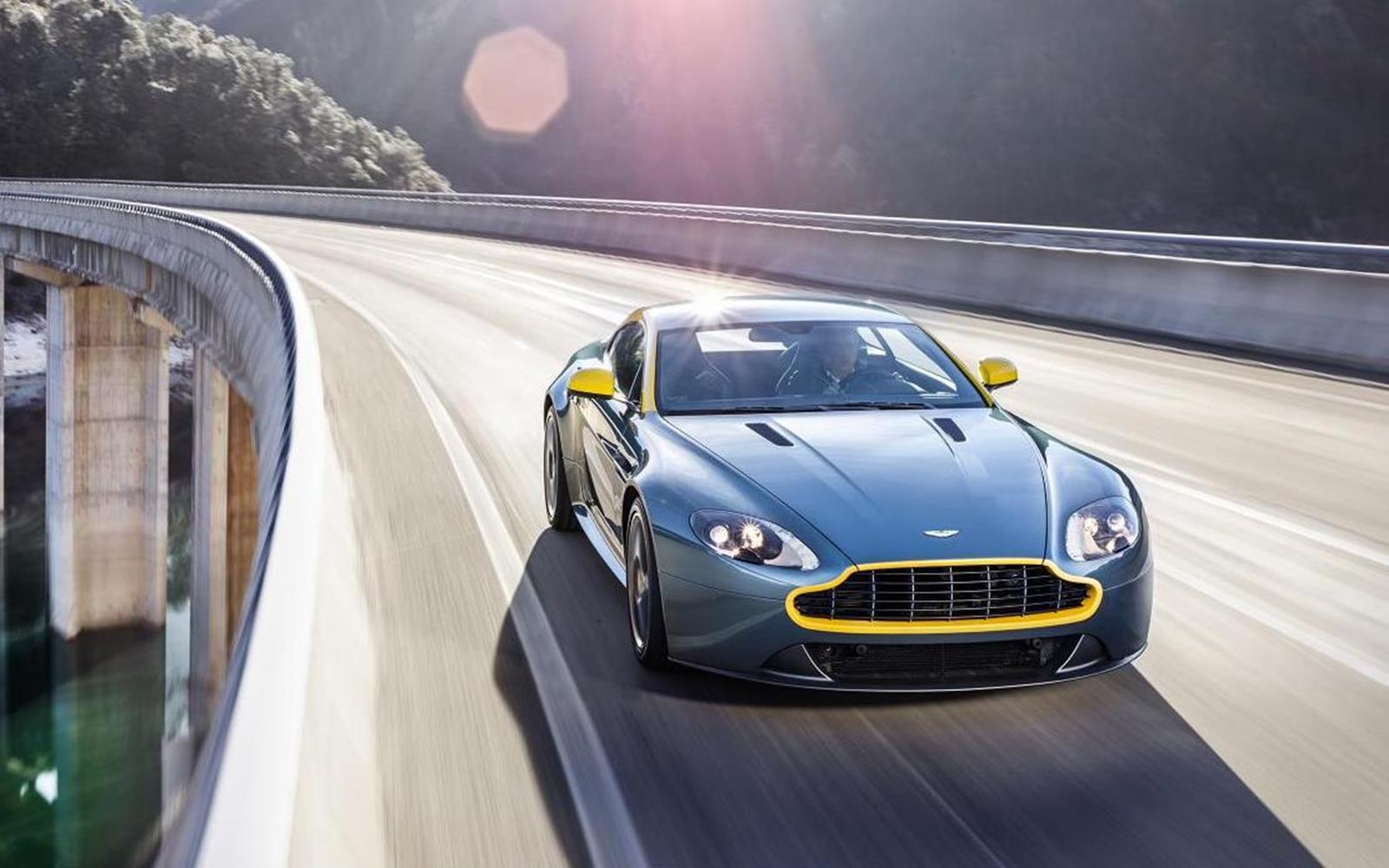 Aston Martin V8 Vantage N430 2014 3