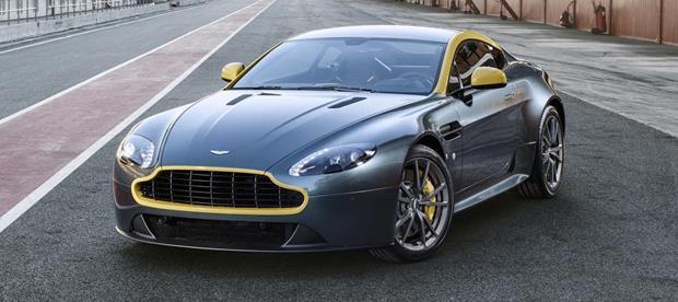 Aston Martin V8 Vantage N430 2014 620x277