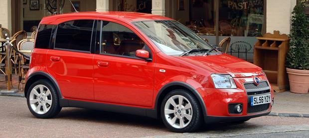 Fiat Panda 100HP 2006 620x277