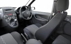 Fiat Panda 100HP 2006 Interior