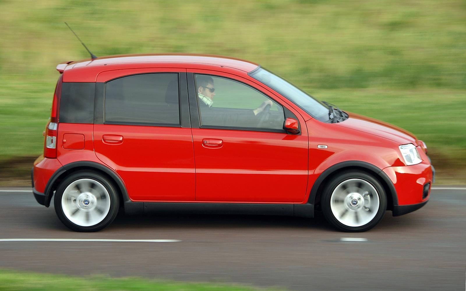 Fiat Panda 100HP 2006 Profile Dynamic