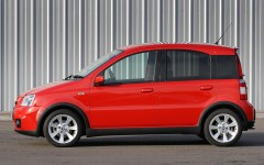 Fiat Panda 100HP 2006 Profile Static