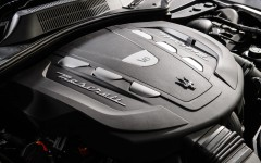 Maserati Ghibli 2014 Engine
