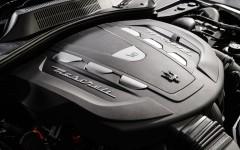 Maserati Ghibli 2014 Engine