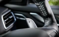 Maserati Ghibli 2014 Paddle Shift Detail