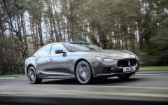 Maserati Ghibli 2014 Profile Dynamic