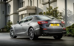 Maserati Ghibli 2014 Rear Static