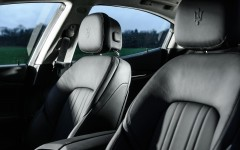 Maserati Ghibli 2014 Seat DEtail