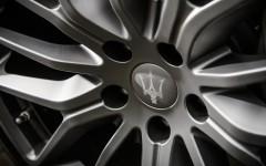 Maserati Ghibli 2014 Wheel Detail