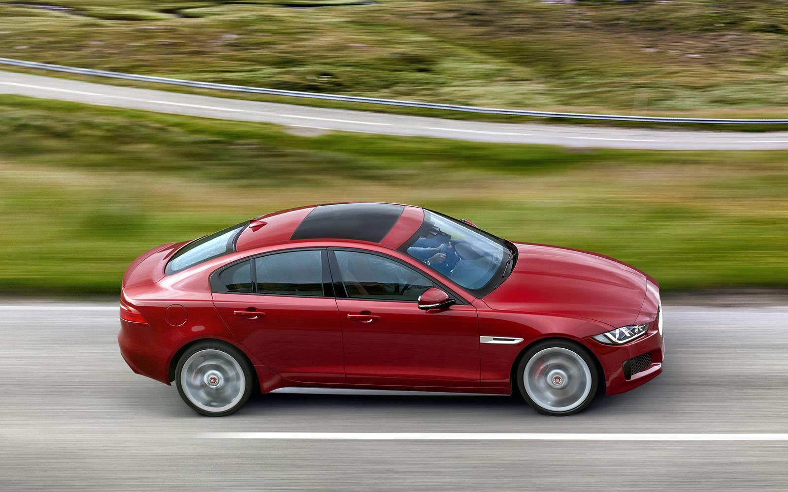 Coming Soon 2015 Jaguar XE