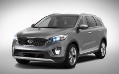 Coming Soon 2015 Kia Sorento
