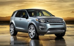 Coming Soon 2015 Land Rover Discovery Sport