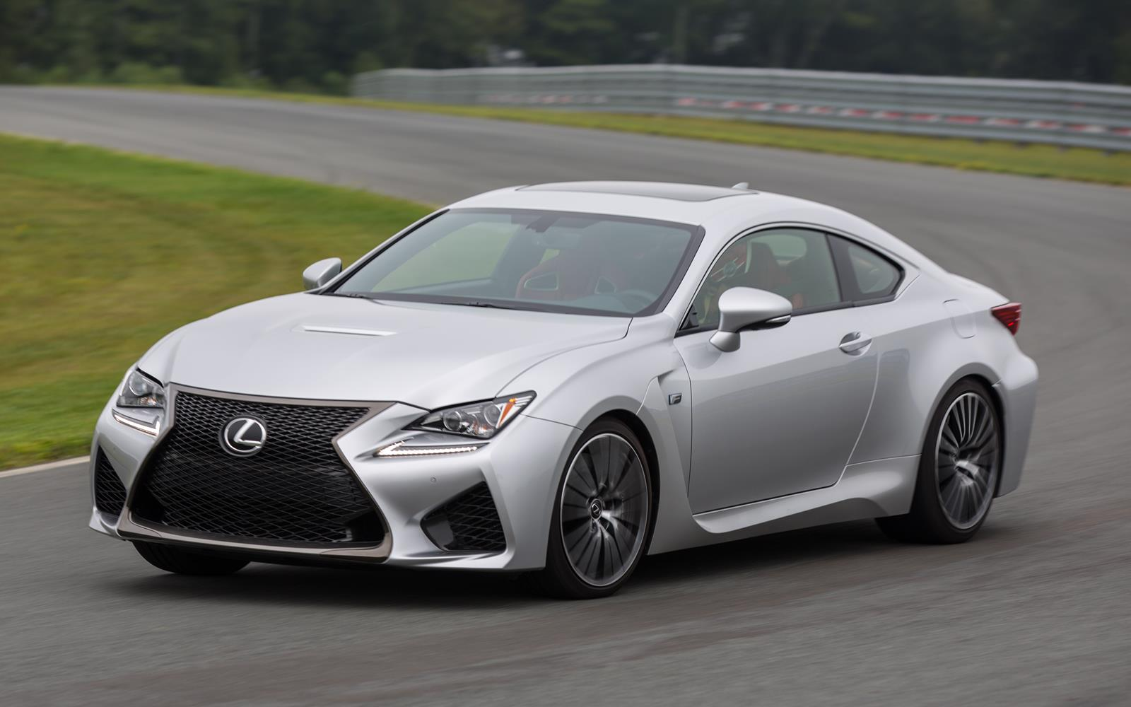 Coming Soon 2015 Lexus RC-F