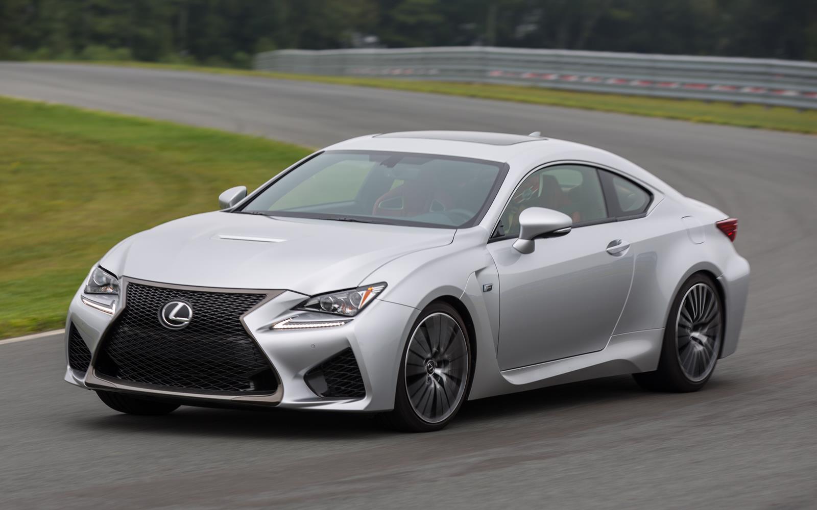 Coming Soon 2015 Lexus RC-F