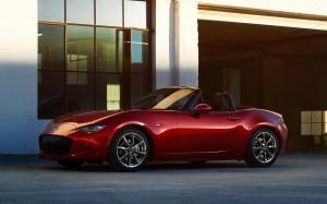 Coming Soon 2015 Mazda MX-5