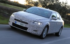 Coming Soon 2015 Skoda Superb