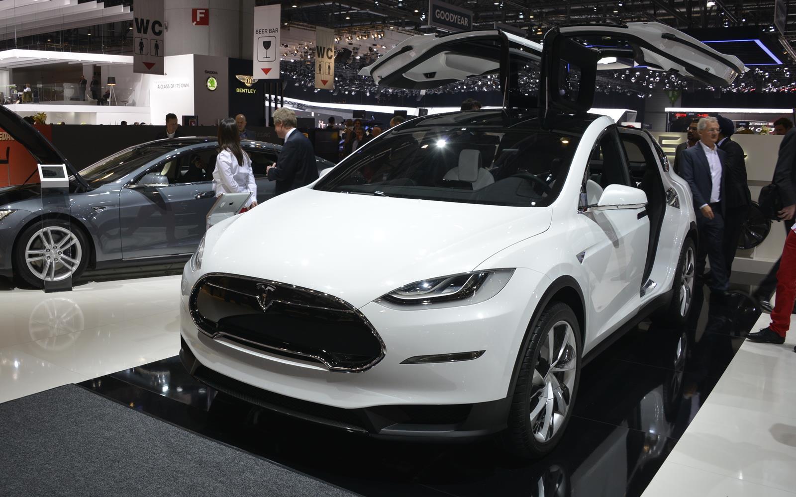 Coming Soon 2015 Tesla Model X