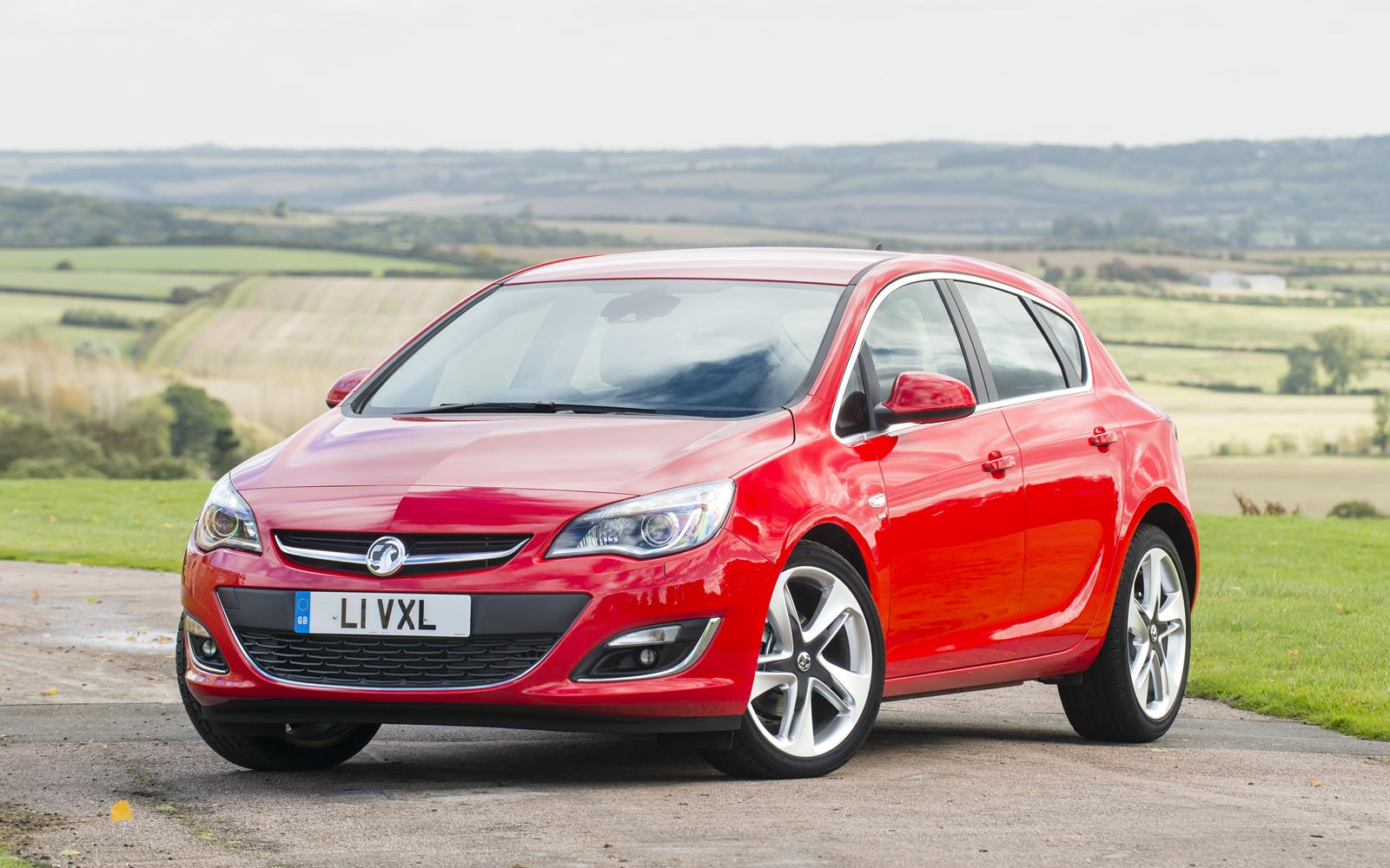 Coming Soon 2015 Vauxhall Astra