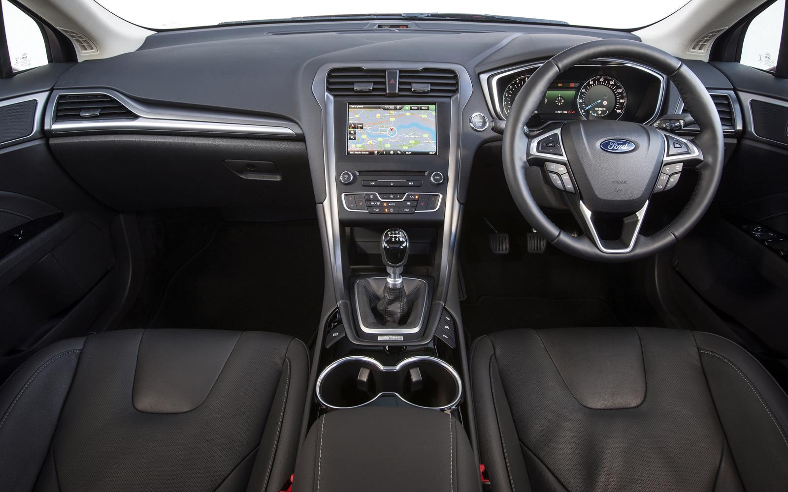 Ford Mondeo 2015 Interior >> Ford Mondeo 2015 Interior Front Seat Driver