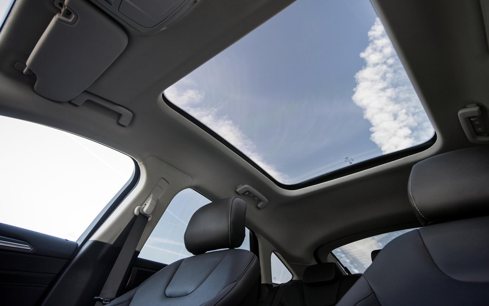 ford mondeo 2015 sunroof interior front seat driver. Black Bedroom Furniture Sets. Home Design Ideas
