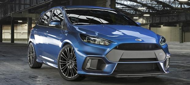 Ford Focus RS 2015 620x277