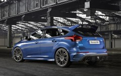 Ford Focus RS 2015 Rear