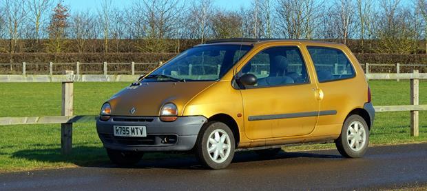Renault Twingo 1998 620x277