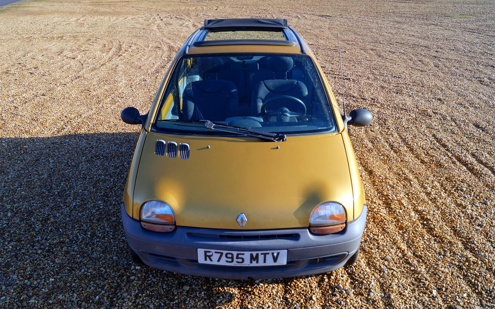 Renault Twingo 1998 Front