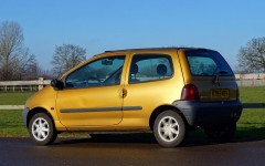 Renault Twingo 1998 Rear Left