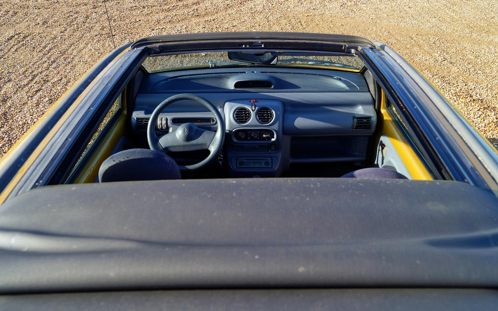 Renault Twingo 1998 Roof Front Seat Driver