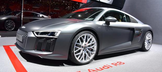 Audi R8 Geneva 2015 620x277