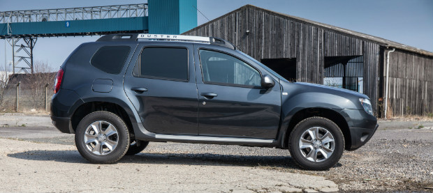 duster dacia black