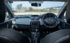 Dacia Duster LCV 2015 Interior