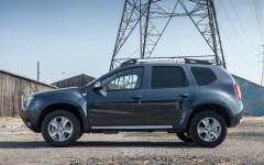 Dacia Duster LCV 2015 Profile