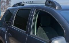 Dacia Duster LCV 2015 Side Panels