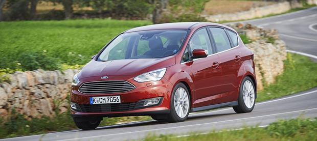 Ford C-Max 2015 620x277