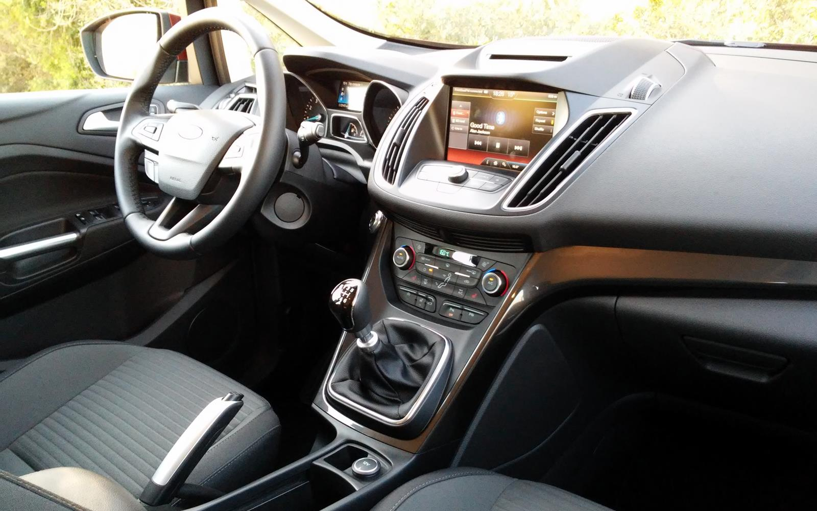 Ford C Max 2015 Cockpit Front Seat Driver