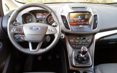 Ford C-Max 2015 Dashboard