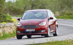 Ford C-Max 2015 Front