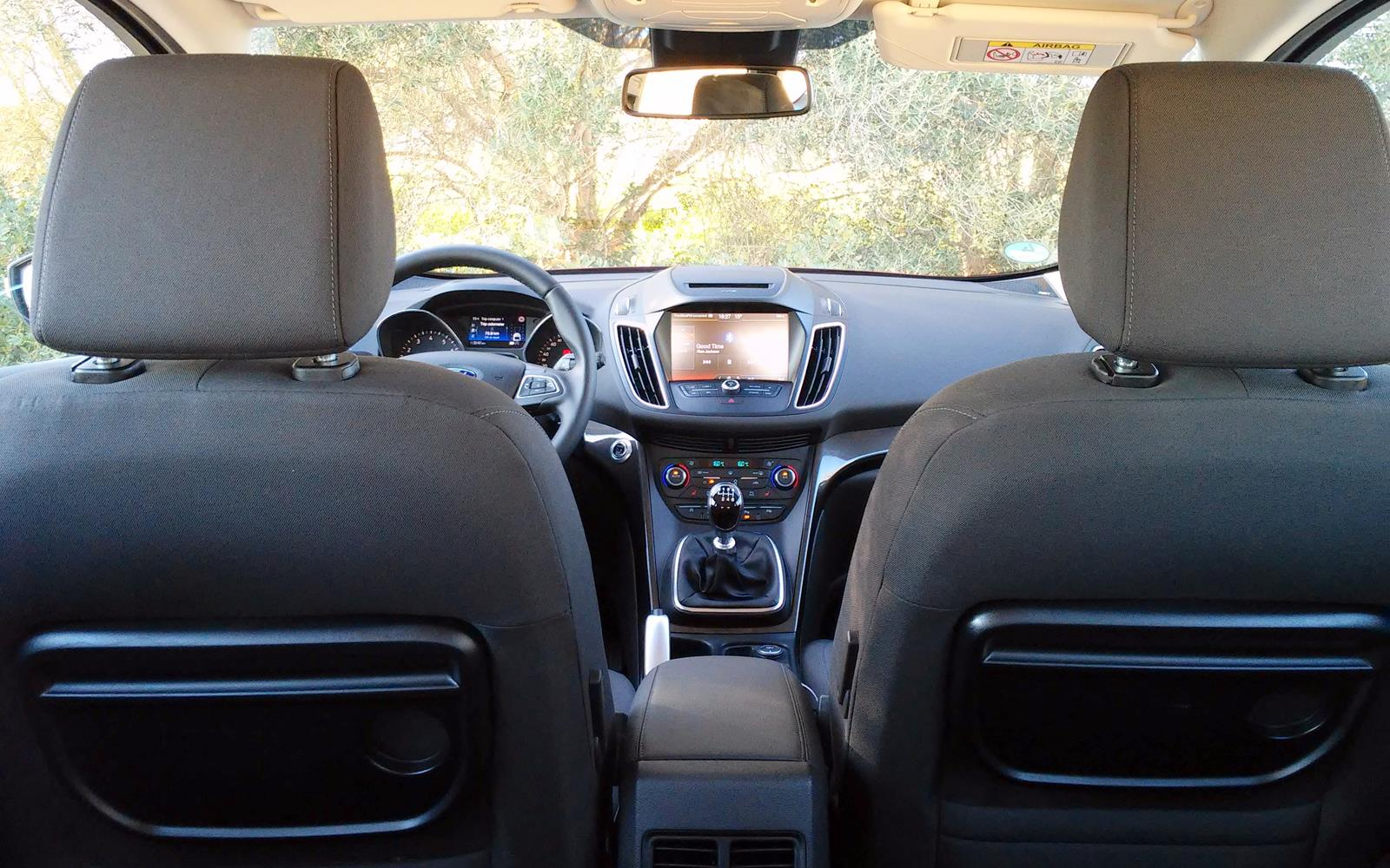 Ford C-Max 2015 Interior
