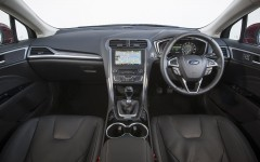 Ford Mondeo 2015 Dashboard