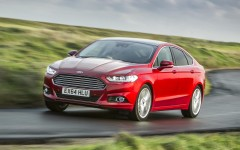 Ford Mondeo 2015 Front Dynamic