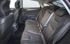 Ford Mondeo 2015 Rear Seats